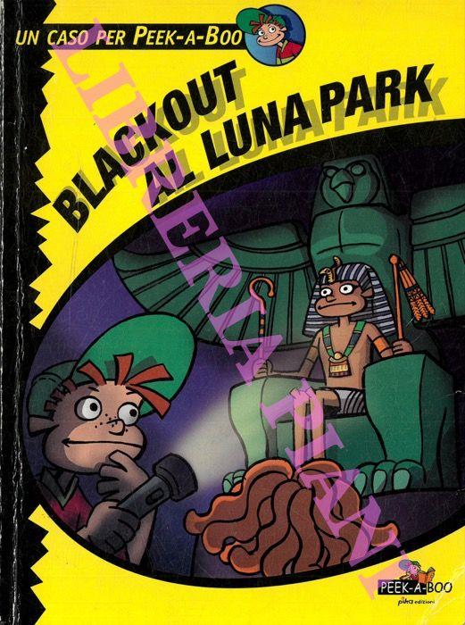 Blackout al luna park.