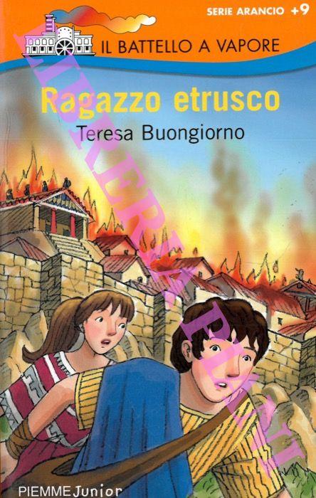 Ragazzo etrusco.