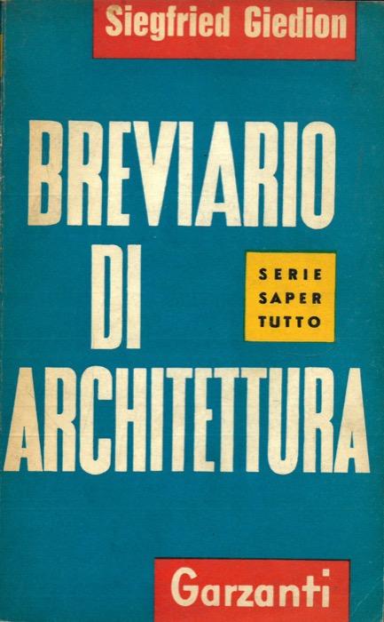 Introduzione all'architettura.