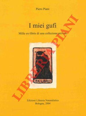4-19814 – I miei gufi. Mille ex-libris di una collezione privata.