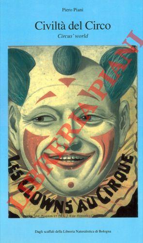4-19817 – Civiltà del circo. Circus' world.