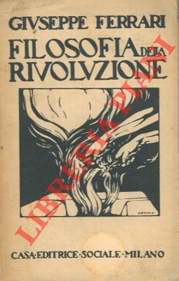 Filosofia della rivoluzione.