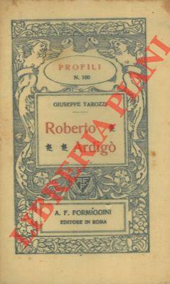 Roberto Ardigò.