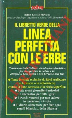 Il libretto verde della linea perfetta con le erbe.