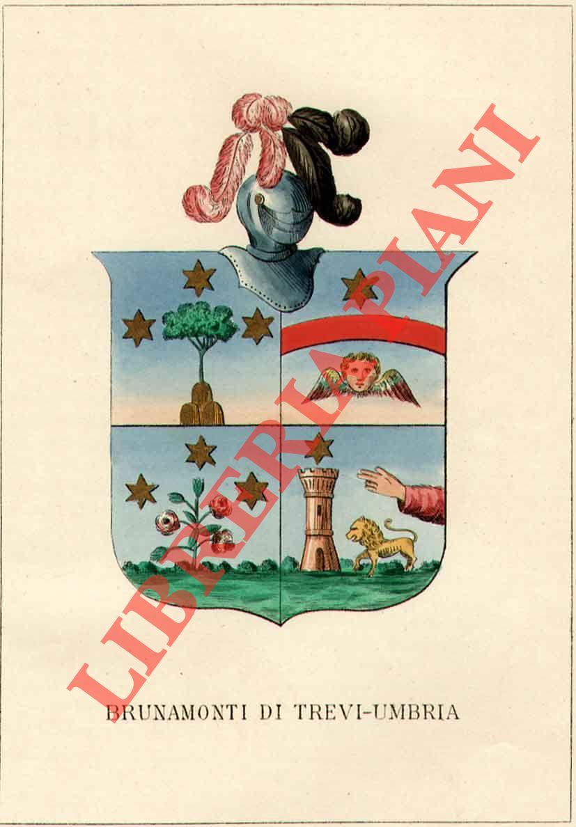 Storia genealogica delle famiglie illustri italiane.