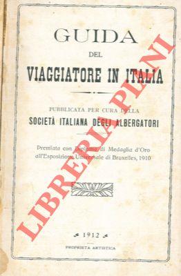 Guida del viaggiatore in Italia.