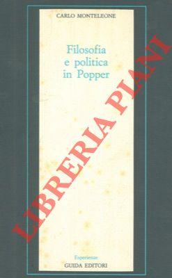 Filosofia e politica in Popper.