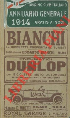Annuario generale 1914.
