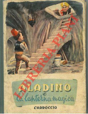 Aladino e la lanterna magica.
