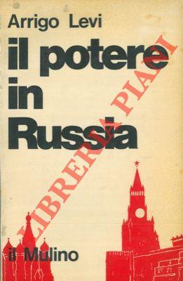 Il potere in Russia. Da Stalin a Brezhnev