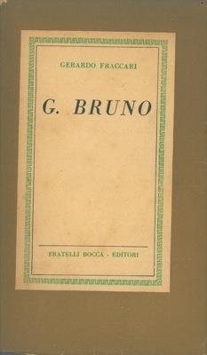 G. Bruno.
