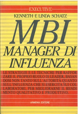 MBI manager di influenza.