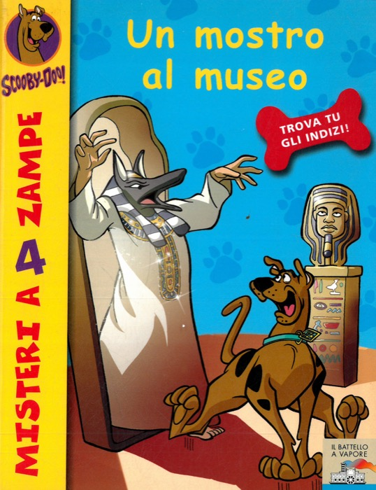 Scooby-Doo! - Un mostro al museo.